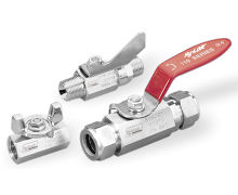 110 Series:  Ball Valves