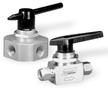 112 series:  Ball Valves