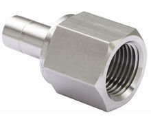 Adapter (Female NPT to male ISO tapered)