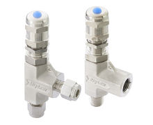 Check and Relief Valves