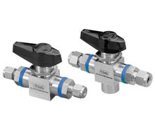T Series:  Trunnion Ball Valves