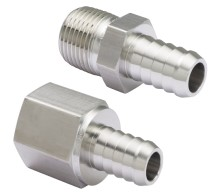 Hose Connectors to Hy-Lok Ports
