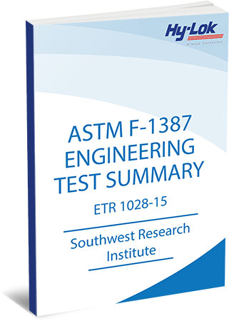 Pocket Guide: ASTM F-1387 Engineering Test Summary