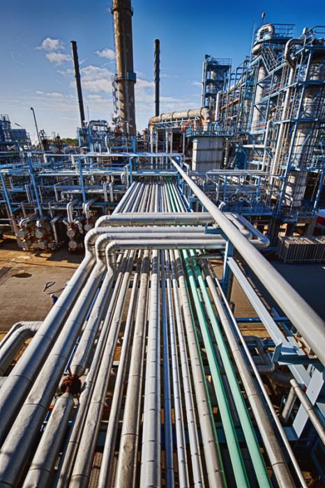 Raw Natural Gas